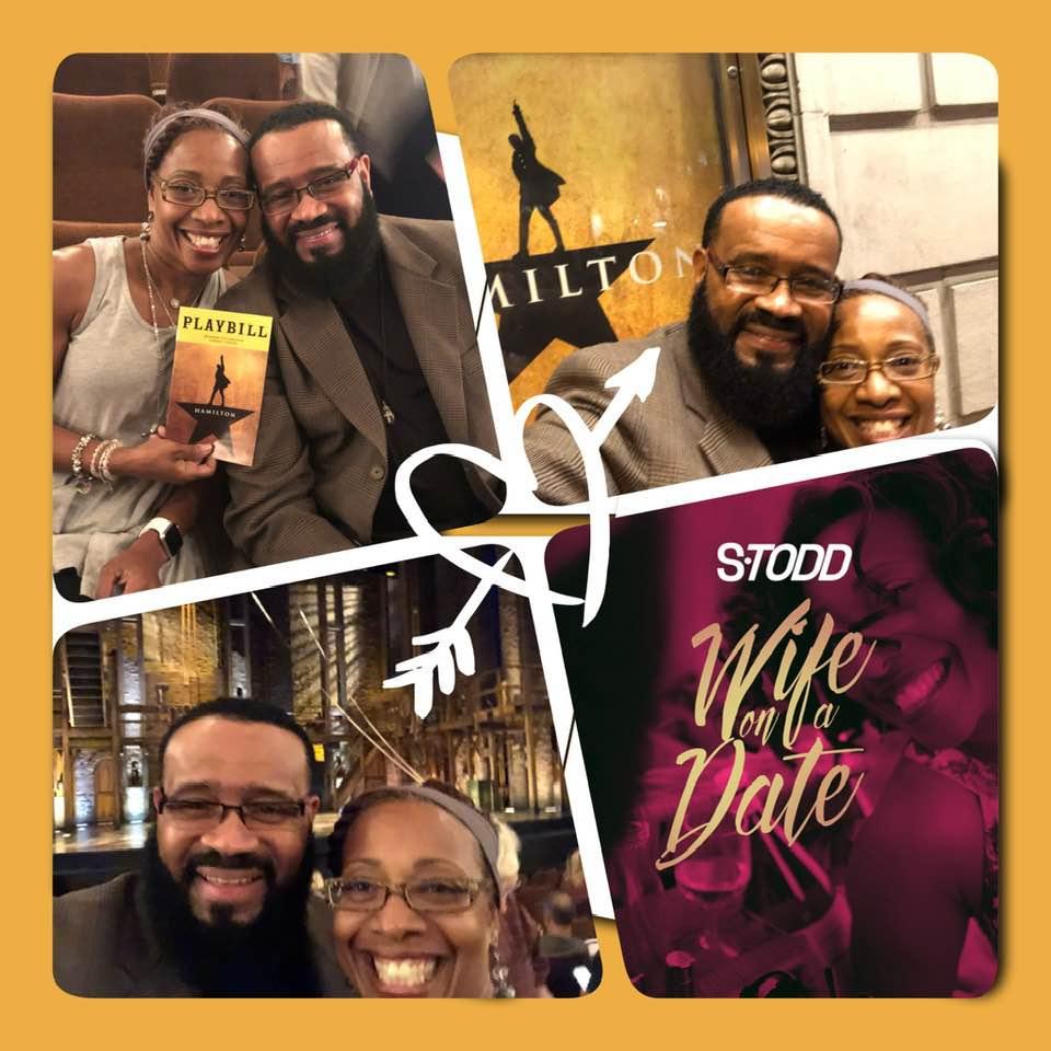 Hamilton typeA Date night Fun!!!